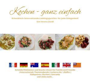 Kochbuch Verena Zorell