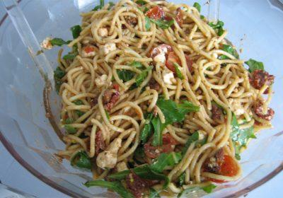 Spaghettisalat von Marie